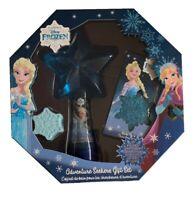 Disney Frozen Adventure Seekers Bath & Body Gift Set Bubbles Tints Fizzers Wand