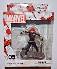 Schleich Collectible Figures Marvel Black Widow Standing 21505 #05