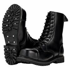 10-Loch Ranger Boots Kampfstiefel Springer Stiefel Knightsbridge-Gothic Rangers