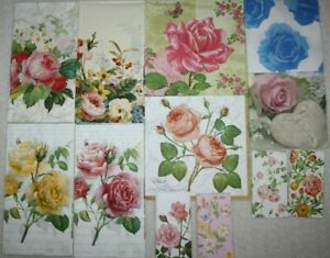 Napkin for Decoupage ~ Humorous Duck ~ Collage Napkin ~ Craft Paper ~ Paper Napkin ~ Tissue for Decoupage