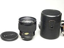 Soligor P C/D 135mm F2 f. Nikon
