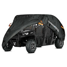 Double Row Seats Utility Vehicle Cover Fits Can-Am Defender Max Xt Hd8 Hd10 Cab