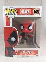Marvel Funko Pop - Deadpool (Dressed to Kill) - No.145
