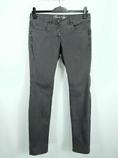 "Ladies Tom Tailor Grey Trousers / Jeans sz 40 32"" W 33"" L Tapered Relaxed Fit"