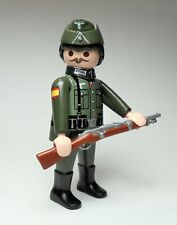 PLAYMOBIL ☆ CUSTOM SERIE WW2 ☆ DIVISIÓN AZUL # 2 ☆ SOLDIER GERMAN
