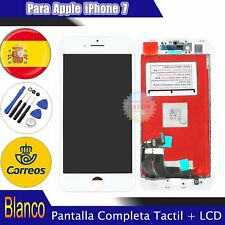 "Pantalla para iPhone 7 4.7"" Completa LCD Blanco Blanca Display Frontal Completo"