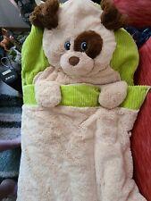 New listing Kids Dog Sleeping Bag Hug Fun Slumber Party Camping Sleep Over Version