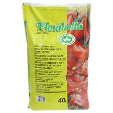 Florabella Blumenerde 40 l Gartenerde Pflanzerde Anzuchtserde Gemüseerde Aussaat