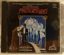 DUKE ELLINGTON - Sophisticated Ladies Broadway Original Cast New/Sealed CD Hines