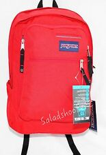 JanSport Insider School Student Backpack Red Tape New with Tags