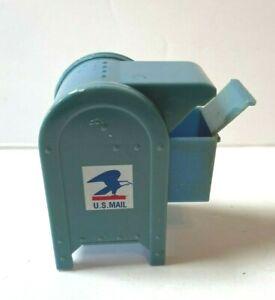 RARE Vintage JSNY Plastic MailBox USPS US Postal Service STAMP DISPENSER