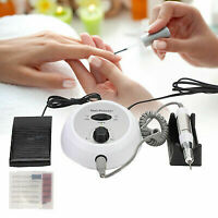 Electric Nail Polishing Machine Nail Drill Manicure Apparatus Nail Art Tool Kits