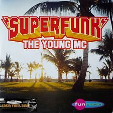 ♫ CD SINGLE  - SUPERFUNK - THE YOUNG MC ♫
