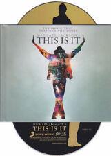 CD de musique compilation Michael Jackson, sur album