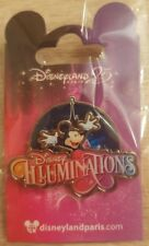 PIN Disneyland Paris ILLUMINATIONS OE
