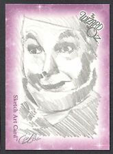 THE WIZARD OF OZ SERIES 1 Breygent 2006 SKETCH CARD by CAT STAGGS v5