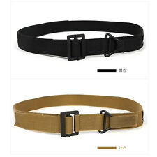 black Adjustable Military Rigging Blackhawk Emergency Rescue Rigger Belts