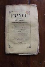 THEODORE OGIER - 1846 - livraison orig. : canton de St Jean SOLEYMIEUX (Loire)