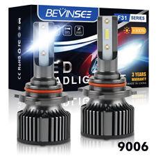 9006 HB4 LED Fog Light Bulbs White Lamp 6000K Fit For BMW E60 E63 E64 2004-2010