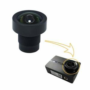 """1/2.3"""" 2.8mm Wide Angle Lens 150D Replacement For Xiaomi Yi Lite Action Camera"""