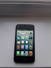 Apple iPod Touch 8GB (4th Generation) Black (NEW SCREEN)