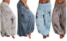 Damenhosen Hosengröße 38 Normalgröße-mit weitem Bein