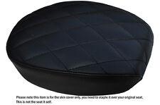 Dos tono Diamante Negro Custom encaja Harley Sportster 883 48 72 trasera cubierta de asiento