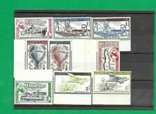 Lundy Island Definitives Air Mail 1954