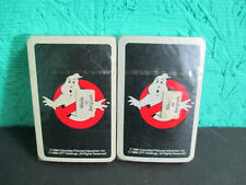 1984 1986 Ghostbusters Columbia Pictures Number Picture Cards Vintage Sealed-A4