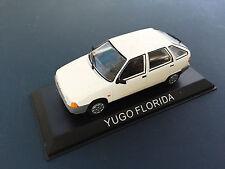 YUGO FLORIDA - 1:43  AUTO DIECAST IXO / IST LEGENDARY CAR /BA63