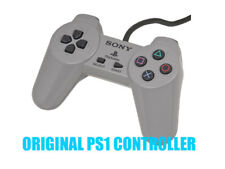 Sony Playstation PS1 - Original Controller GamePad in Grau