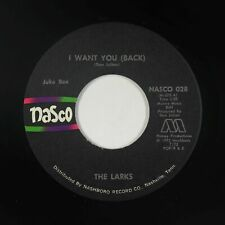 Sweet Soul 45 - Larks - I Want You (Back) - Nasco - mp3