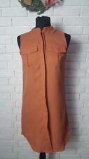 Vero Moda Sleeveless Shirt Dress With Utility Pocket size XXS