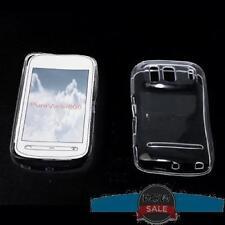 Custodia in silicone TPU trasparente per Nokia 808 PureView,