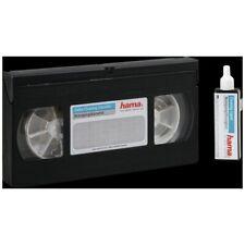 Cassette Hama de nettoyage VHS avec liquide nettoyant - 44728- Neuf