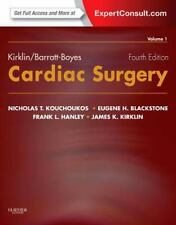 Kirklin/Barratt-Boyes Cardiac Surgery : Expert Consult - Online and Print (2-Vol