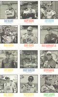 ^2002 Press Pass VINTAGE Complete 36 card set BV$20! Jr, Gordon, Stewart, Martin
