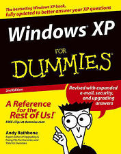 Windows XP For Dummies by Andy Rathbone (Paperback, 2004)
