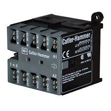 CUTLER HAMMER D12CRB40T CONTROL RELAY IEC 4 NO 24 VAC --SES