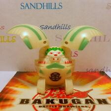 Bakugan Griffon White Ventus B1 Classic 430G & cards