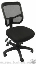 Rapidline Ergonomic Mesh Chair Office Furniture EM300 PU Seat