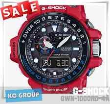 G-SHOCK BRAND NEW WITH TAG GULFMASTER GWN-1000RD-4A RED X BLACK  Digital WATCH