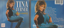 TINA TURNER SINGS COUNTRY - 5020214607722 - BRILLIANT CD ALBUM -