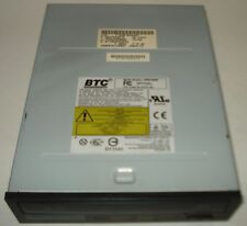 LECTEUR DVD-ROM BTC MODEL :  DRW-1008IM DVD+RW CD-RW X 8  IDE- FAÇADE NOIR.