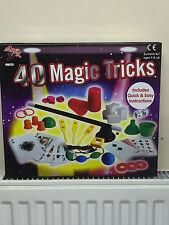 abracadabra 40 magic tricks