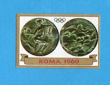 OLYMPIA-1972-PANINI-Figurina DA INCOLLARE! n.193- ROMA 1960 - MEDAGLIA -Rec