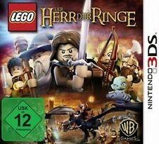 Nintendo 3DS Lego Der Herr der Ringe Deutsch NEU