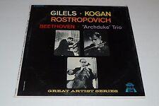Gilels~Kogan~Rostropovich~Beethoven~Archduke Trio~Hall Of Fame HOFS 514