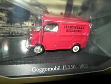 1:43 Norev Goggomobil TL250 1963 Stadtwerke August OVP