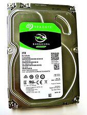 "Seagate 2TB ST2000DM006 BarraCuda Compute 3.5"" Desktop HDD Drive SATA 6Gbs 64MB"